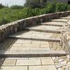 pavimento per esterno in pietra quarzite gialla
