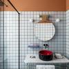 Foto parete doccia in cristallo di rossella cristofaro 545044 habitissimo - Sigillare fughe piastrelle doccia ...