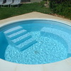 piscina ovale