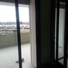 porta finestra  del terrazzo