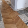 Posa parquet spina ungherese