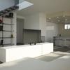 progettazione interna salotto