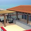 Render tettoia e struttura precaria  in località Capo d'Orlando