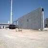 Realizzazione capannone industriale 600mq