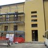 realizzazione cappotto esterno edificio comunale
