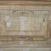 Restauro di un portone di un antico palazzo