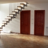 Particolare Scala e Porte interne legno