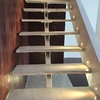 scala e parete in Resina Materia by Elekta