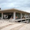 Sistema classico a telaio in cemento armato