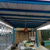 Fare una tettoia in legno sul terrazzo