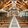 Veduta complessiva della navata interna