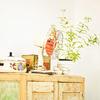 ventilatore cucina arancione