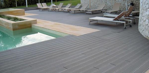 Pavimento Terrazza. Good La Terrazza Con Un Per Pavimenti With ...