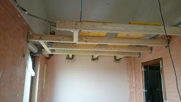 Cool soluzione di ribassare facendo un soppalco con for Il costo di costruire la propria casa