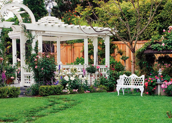 Idee per realizzare un giardino habitissimo - Idee per il giardino ...