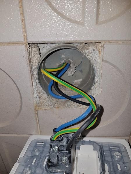 Secondo voi questo impianto elettrico a norma habitissimo - Certificato impianto elettrico a norma ...