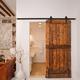 10 idee per arredare un bagno lungo e stretto idee ristrutturazione bagni - Quanto costa una porta scorrevole ...