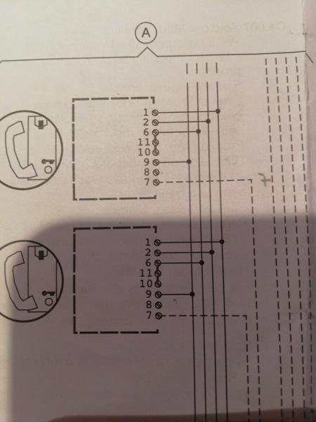 Come posso collegare un vecchio urmet 1130 habitissimo for Citofono urmet 1130 schema