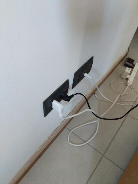 Come nascondere i fili?