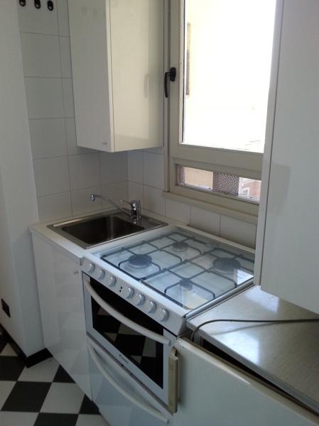 installazione lavatrice in cucina piccola - Habitissimo