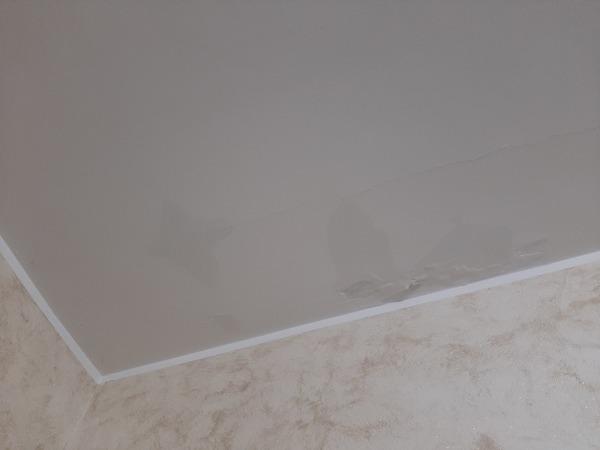 Quanto costa dipingere un soffitto dopo un infiltrazione?