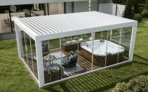 Quanto costa una copertura terrazzo 3x5?