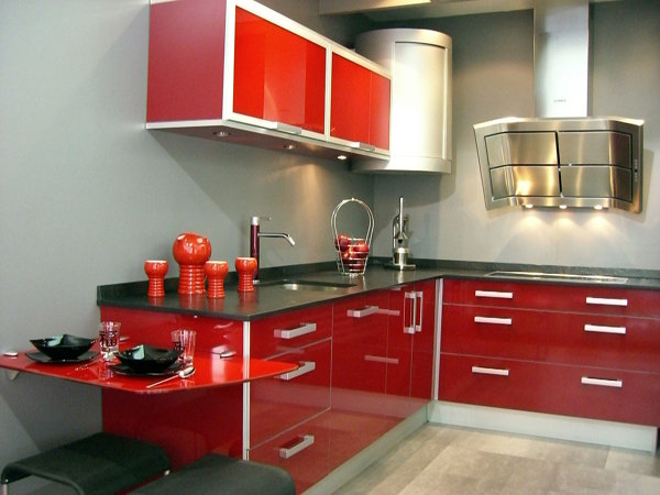 cucina rossa - Habitissimo