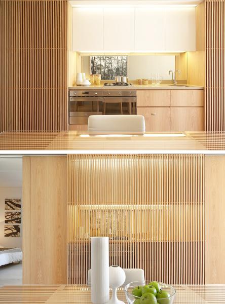 Di che azienda sono questi pannelli a listelli di legno for Dove posso trovare i progetti per la mia casa