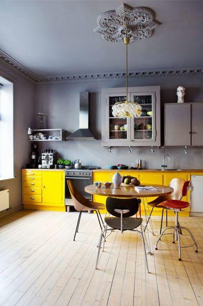 E\' possibile dipingere i pensili della cucina da soli ...