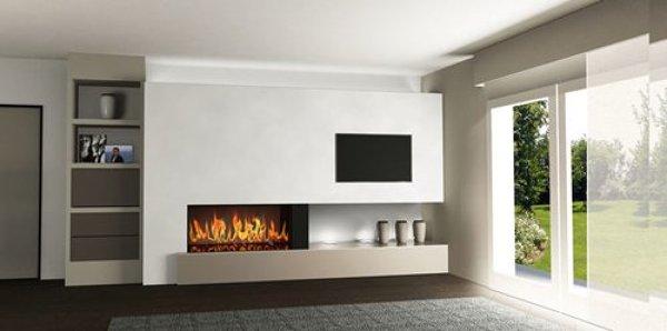 Quanto costa realizzare parete attrezzata salotto in cartongesso?