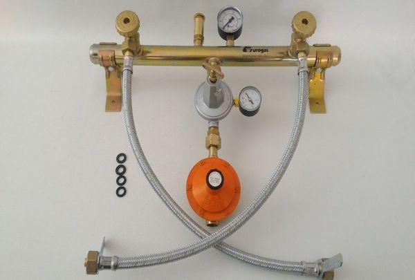 Come regolare la pressione della centralina gas GPL?