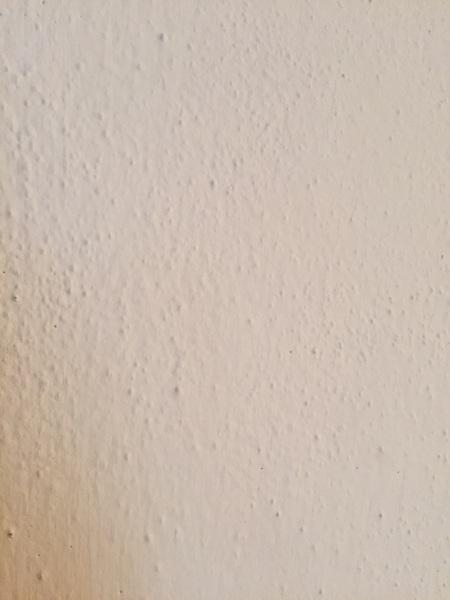 Posso ridipingere queste pareti?