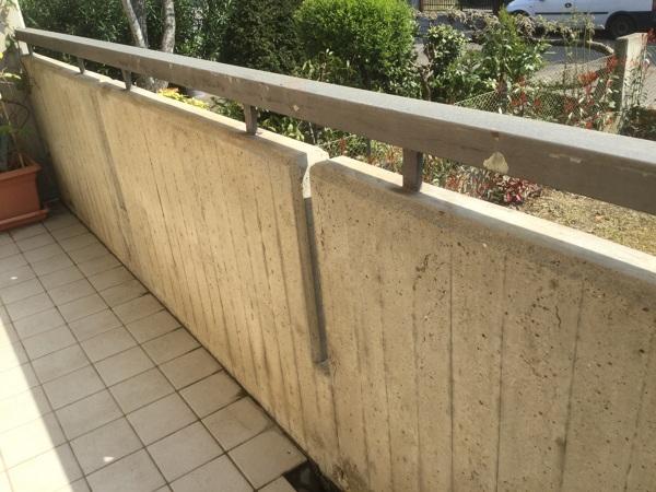 Che prodotto usare per il trattamento del muro del terrazzo?