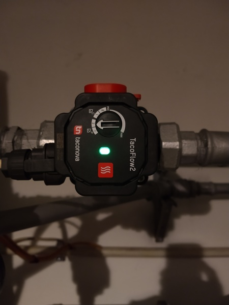 Quali sono le differenze di velocità della pompa per riscaldamento?