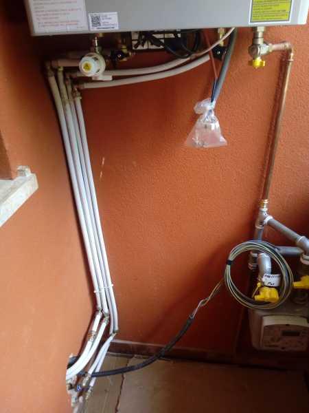 Come installare correttamente la caldaia?