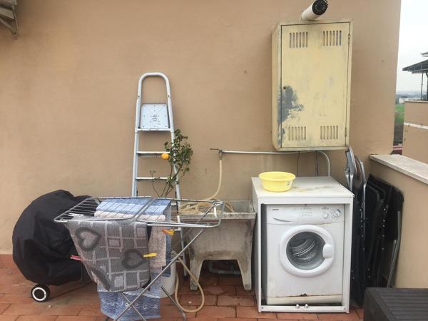 Come realizzo un armadio contenitore esterno?