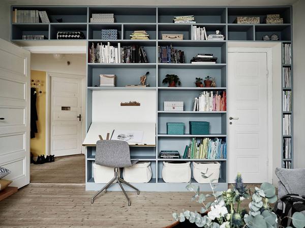 libreria in multistrato o legno tamburato laccato bianco 9010 opaco Habitissimo