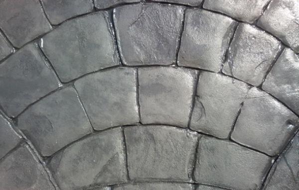 Pavimento Calcestruzzo Stampato : Pavimento in cemento stampato