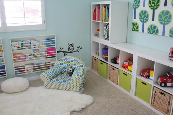 Come posso organizzare al meglio la camera dei bambini? - Habitissimo