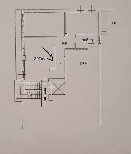 Come distinguere tramezzo o muro portante?