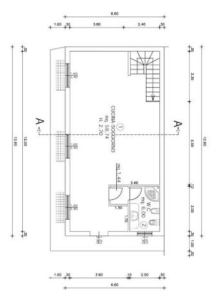 Ottimizzazione dello spazio antibagno per la realizzazione - Bagno con antibagno ...