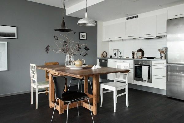Posso rifinire le pareti della cucina con la cera? - habitissimo