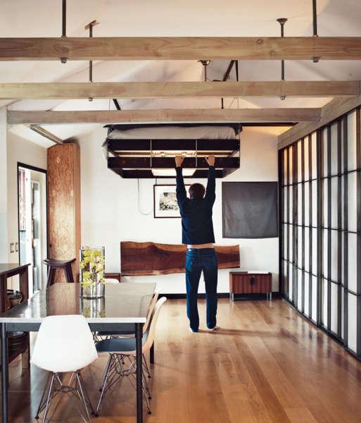 Quanto è alto il soffitto?