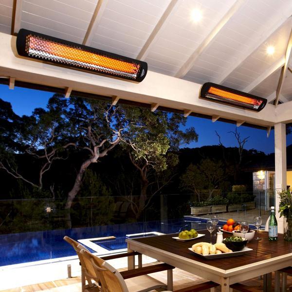 Come posso riscaldare una veranda di 50mq?