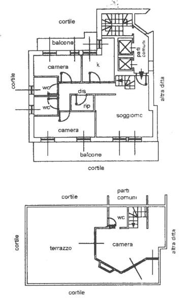 Come ristrutturare un attico di 130mq?