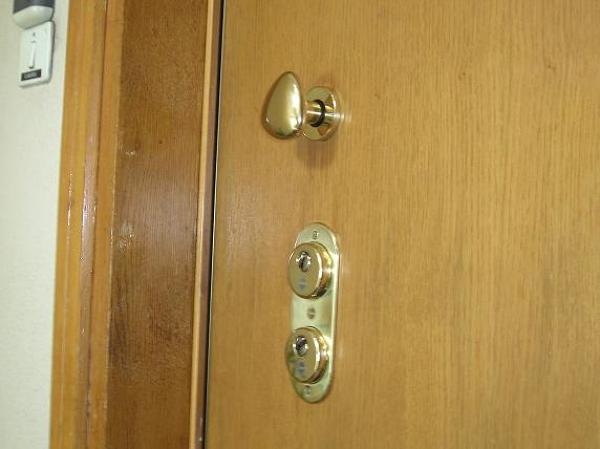 Si può installare questa serratura su una porta Torterolo?