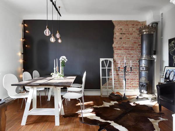 Che colore posso usare sulle pareti di un appartamento di 70 mq ?
