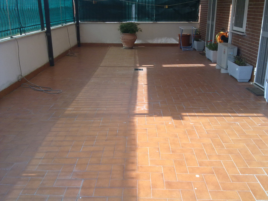 impermeabilizzazione fughe piastrelle terrazzo