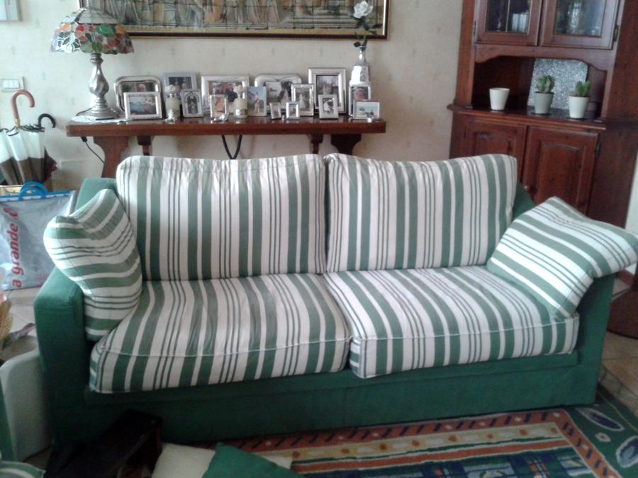 Rifoderare Un Divano: Rifoderare divano - navigli, milano ...
