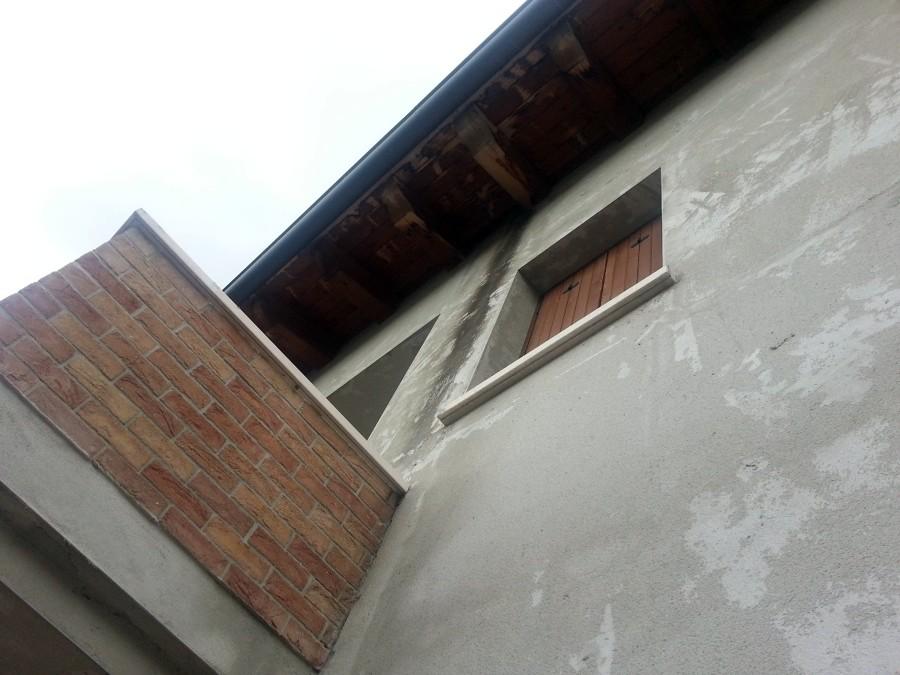 Rifare convessa tetto e ripristino travi esterni - Fontaniva (Padova)  Habitissimo